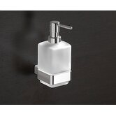 Lounge Wall Mounted Soap Dispenser in Chrome