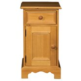 Clitheroe 1 Drawer Bedside Table