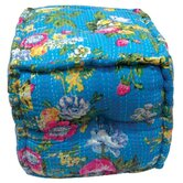 Jane Flower Pouffe