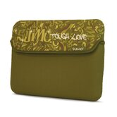 SUMO Graffiti Neoprene Sleeve in Green