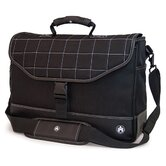 Sumo Mac Men's Briefcase in Black
