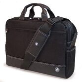 Sumo Mac Men's Professional Briefcase in Black