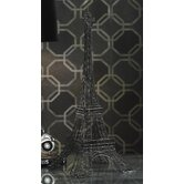 Wire Eiffel Tower Sculpture