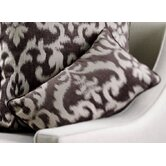 Ikat Design Throw Pillow
