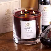 Cabernet and Oak Scented Candle Jar