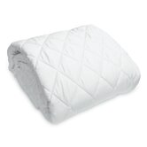 Washable Wool Fitted Mattress Pad