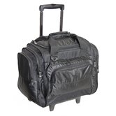 17&quot; 2-Wheeled Easy Carry-On Duffel