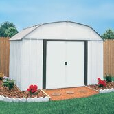 Yorktown  Steel Storage Shed
