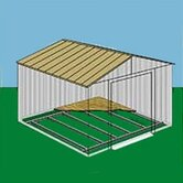 Floor Frame Kit for 8' x 6' Ezee Shed