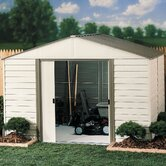 Milford Vinyl Coated Steel Storage Shed
