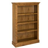 "Britania 60"" Oak Bookcase"