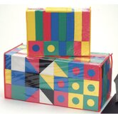 WonderFoam 152 Piece Blocks Set