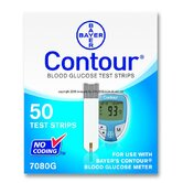 Bayer's Contour TS Test Strips