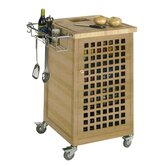 Chef Pantry Kitchen Cart
