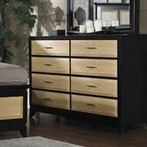 Insignia 8 Drawer Dresser