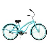 Women's Single Speed Premium Beach Cruiser