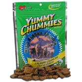 "7.75"" Yummy Chummies Wild Alaska Salmon Crips N' Crunchy Dog Treat"
