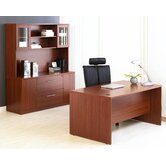 Pro X - Managerial Standard Desk Office Suite