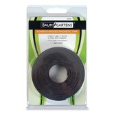 "Adhesive Magnetic Tape, Flexible, 1""x100', Black"