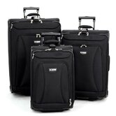 Helium Alliance 3 Piece Luggage Set