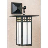 Glasgow Outdoor Wall Lantern