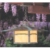 Monterey Hanging Lantern with Overlay