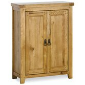 Veneto Rustic Oak 2 Door Cupboard