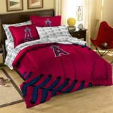 MLB Angels Bed in Bag Set