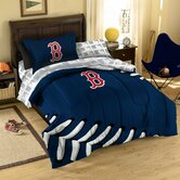 MLB Boston Red Sox Twin Bed in Bag Set