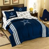 NFL Dallas Cowboys Bed in Bag Set