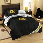 College Georgia Tech Bed in Bag Set