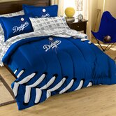 MLB Los Angeles Dodgers Full Bed in a Bag