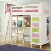 Build-A-Bear by Pulaski Loft Beds