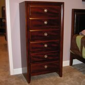 Addison 6 Drawer Tall Chest