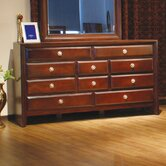 Addison 10 Drawer Dresser