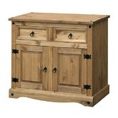 Corona Small Sideboard in Solid Pine