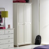 Balham 2 Door 2 Drawer Wardrobe