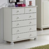 Balham 2 Over 4 Drawer Chest
