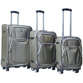 Dawson 3 Piece Expandable Luggage Set