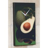 Wall Clock Avocado Wall Clock