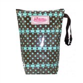 Egg Drop Soup Diaper Pack and Wipes Holder