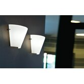 Candy Wall Sconce in White