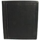 Leather Photo Album with 3-Ring Binder