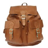 Adventurer Large Buckle Flap Backpack