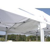 Rain Gutters Fits Between 2 Canopies