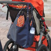 Mandarin Satchel Diaper Bag