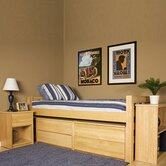 Graduate Series Extra Long Twin Bed