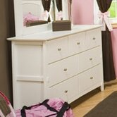 Mission 5-Drawer Dresser