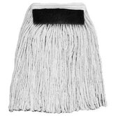 "24 Ounce Stinger 4-Ply Coton 1.25"" Natural Mop Head (12 Per Case)"