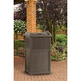 33 Gallon Trash Hideaway Trash Receptacle